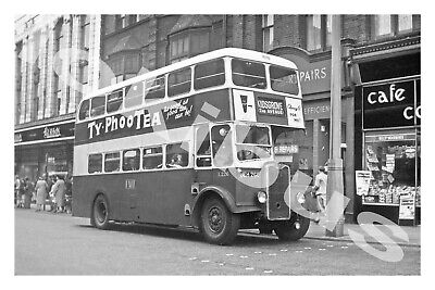 £1.20 • Buy Bus Photograph POTTERIES MOTOR TRACTION JEH 260 [L226] Tunstall '59