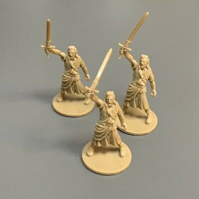 AU6.33 • Buy Lot 3 Golden Heroes Miniatures Dungeons & Dragon Board DND Figure Game Toys