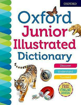 £9.64 • Buy Oxford Junior Illustrated Dictionary Oxford Dictionaries, Dictionaries, Oxford,
