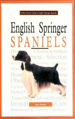 £2.19 • Buy New Owners Guide To English Springer Spaniels, Perle, Art, Used; Good Book