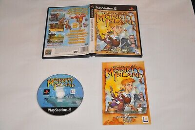 £2.99 • Buy RPG - Escape From Monkey Island PS2 - Complete - Excellent Condition. - UK PAL