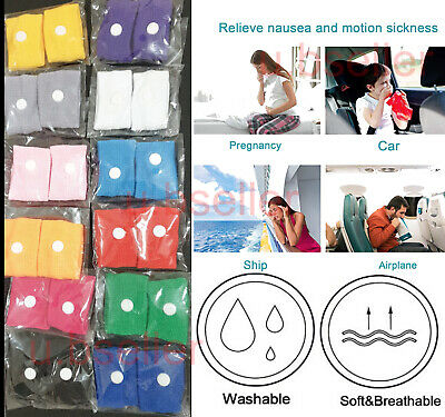 £6.29 • Buy Safe And Sound Travel Sickness Bands For Ages 2. Colour Received Will Vary. 2 P