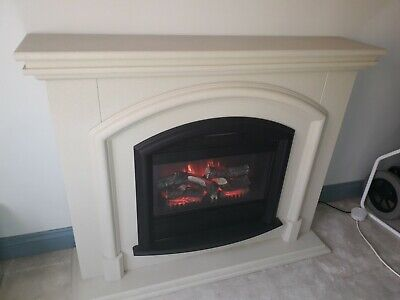 £275 • Buy Electric Fire And Surround Used