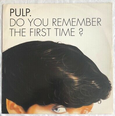 """£32.99 • Buy PULP -Do You Remember The First Time- Original UK 3 Track 12"""" (Vinyl Record)"""