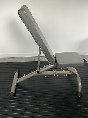 £90 • Buy York Fitness 45071 5 Seat Exercise Position Bench - 200kg