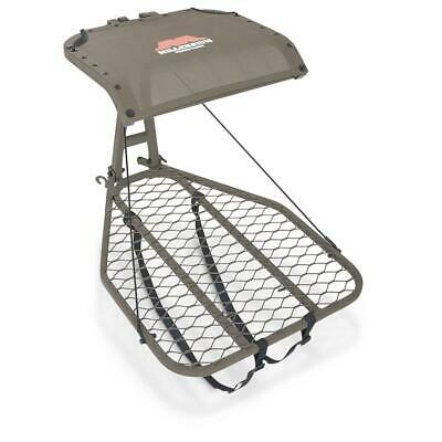 $139.95 • Buy New Sturdy Millennium M25 Hang-On Hunting Tree Stand W/ Straps And Body Harness
