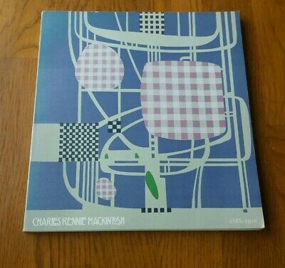 £22.50 • Buy Charles Rennie Mackintosh Architecture Design And Painting Art Book Furniture