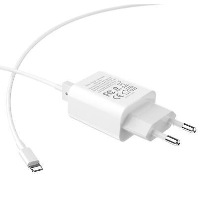 £8.26 • Buy Dual USB Charger For IPHONE Charging Dock Cable Plug Lightning Short