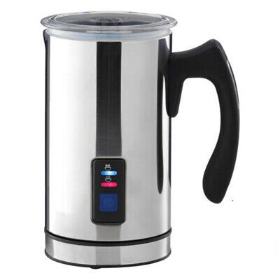 $39.78 • Buy Electric Milk Frother Heater Steamer Foam Creamer For Hot&Cold Latte Cappuccino
