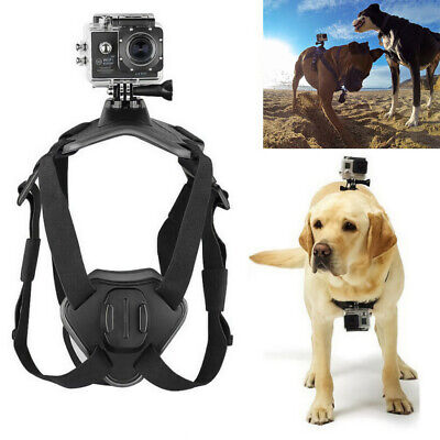 AU17.86 • Buy Camera Kit Adapter Accessories Set GoPro Pet Harness For Gopro Hero7/6/5/4/3+