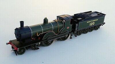 £85 • Buy Hornby NRM LSWR T9 '120' Southern Railway Olive Green Livery. R2690. VGC. Boxed.