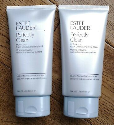 £39.99 • Buy 2 X Estee Lauder Perfectly Clean Multi-Action Foam Cleanser Purifying (2x150ml)