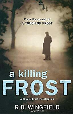 £8.89 • Buy A Killing Frost, Wingfield, R D, Used; Good Book