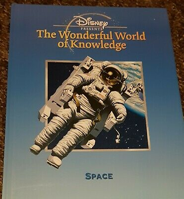 £6.25 • Buy Disney Presents The Wonderful World Of Knowledge : Space