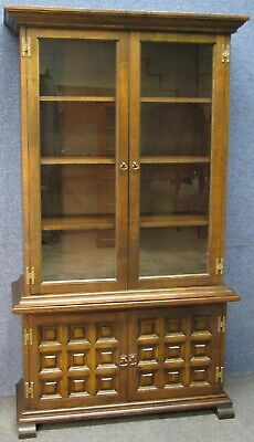 £475 • Buy Younger Toledo Chestnut And Ash 2 Door Cabinet Or Bookcase On Cupboard Base