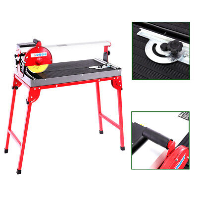£199.95 • Buy 600/800/1200W Wet Tile Cutter Bench Table Saw Stand Frame Cut Marble BladeBridge