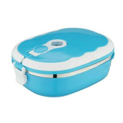 AU25.29 • Buy Food Warmer Kids School Lunch Box Portable Insulated Container Hot Thermal Food^