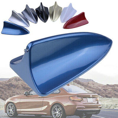 £7.99 • Buy Blue Car SUV Roof Dummy Signal Shark Fin Roof Aerial Antenna Universal For BMW