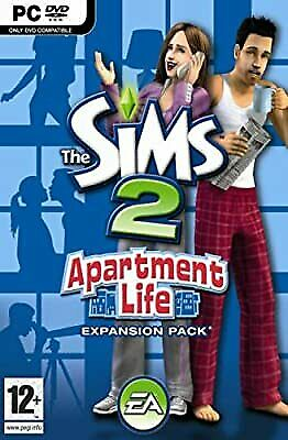 £24.09 • Buy The Sims 2: Apartment Life Expansion Pack (PC DVD), The Sims 2, Used; Good CD