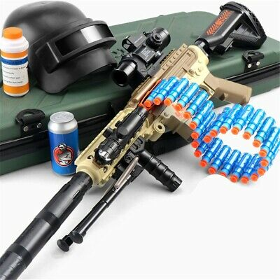 $125.49 • Buy M416 Electric Soft Dart Shooting Gun Kids Toy Gun With Complete Accessories Set