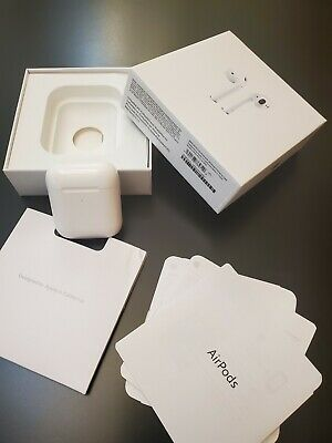 $ CDN100 • Buy Airpods 2nd Generation With Wireless Charging Case