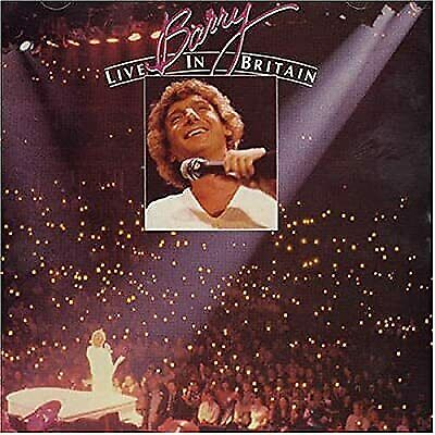 £2.40 • Buy Barry Live In Britain, Manilow, Barry, Used; Good CD