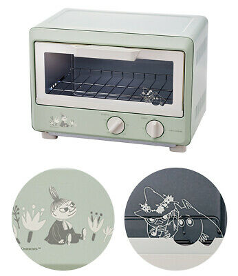 £130.97 • Buy MOOMIN Recolte Compact Oven ROT-1 (MGR) Green 80〜230℃ Snufkin Little My