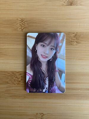 £4.45 • Buy Kpop Twice Official More And More Tzuyu Photocard