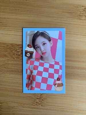 £4.45 • Buy Kpop Twice Official What Is Love Nayeon Photocard