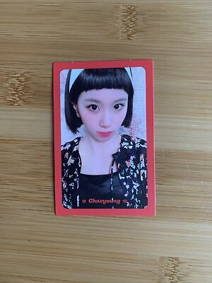 £4.45 • Buy Kpop Twice Official What Is Love Chaeyoung Photocard