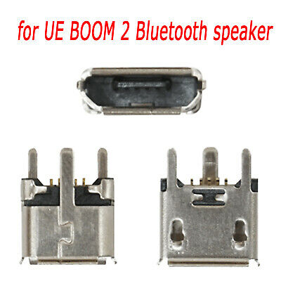 AU10.27 • Buy For UE BOOM 2 Bluetooth Speaker Brand New Micro USB Charging Port Power Charger