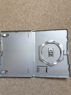 £3.95 • Buy Nintendo Gamecube Genuine Empty Case X1 SILVER Rare Replacement Official