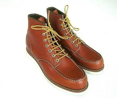 £110 • Buy Worn Once RED WING 875 Classic Moc-Toe 6 Inch Boots. UK 7.5 Eur 41.5