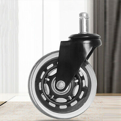 AU14.28 • Buy 2.5/3  Universal Office Chair Wheel Swivel Caster Furniture Replacement Roller