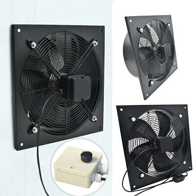 £199.95 • Buy 200-600mm Industrial Commercial Axial Extractor Fan, Air Blower Ventilation Fans