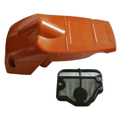 £7.99 • Buy Chainsaw Top Engine Cylinder Cover & Air Filter Fit HUSQVARNA 136 137 141 142