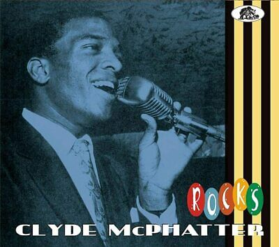 £15.27 • Buy Clyde McPhatter : Clyde McPhatter Rocks CD (2021) ***NEW*** Fast And FREE P & P