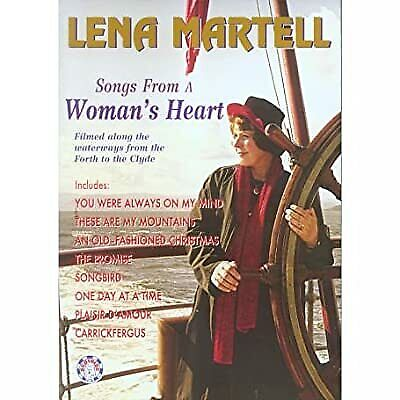 £2.40 • Buy Lena Martell - Songs From A Womans Heart [DVD] [2006], Lena Martell, Used; Good