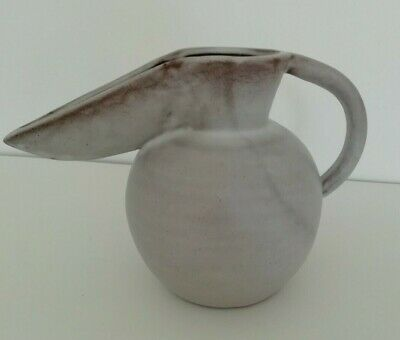 £29.99 • Buy RARE UNUSUAL STUDIO POTTERY Pelican Style Inspired Quirky Seaside Chic Homeware