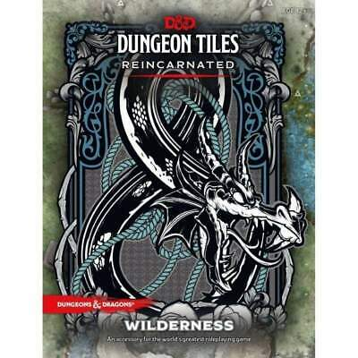 AU44.56 • Buy D&D 5th Ed - Dungeon Tiles Reincarnated Wilderness