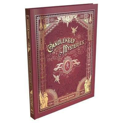AU73.72 • Buy D&D RPG 5th Ed - Candlekeep Mysteries (Limited Edition)
