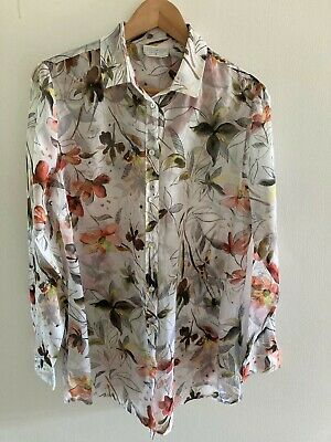 £6 • Buy Cotswold Collection Pretty Blouse Size 16