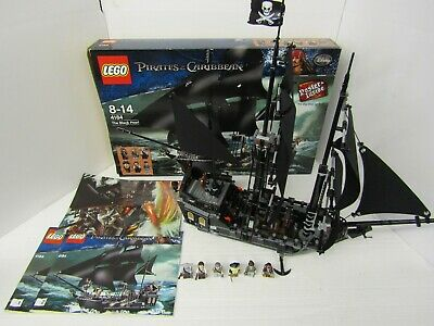 £425 • Buy Lego Pirates Of The Caribbean The Black Pearl (4184) With Box Complete.