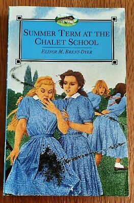 £20 • Buy Summer Term At The Chalet School – Elinor Brent-Dyer **RARE**