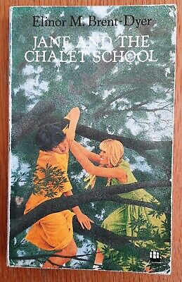 £12 • Buy Jane And The Chalet School – Elinor Brent-Dyer **RARE**