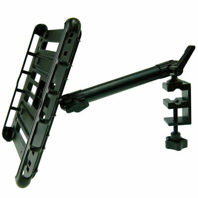 AU75.64 • Buy 7.9-12.9 Tablet Mount For Desk Bench Counter Treadmill Cross Trainer Music Stand