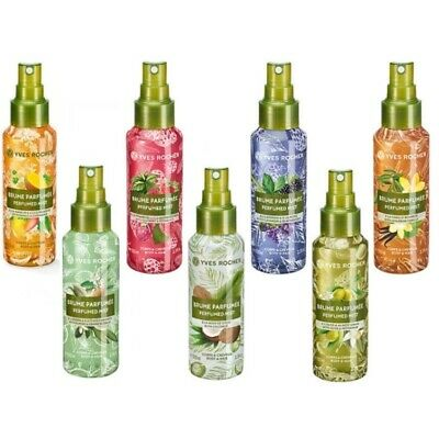 AU28.52 • Buy Yves Rocher  Les Plaisirs Nature Body And Hair Mist Edt- Choose Yours