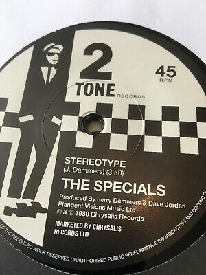 £11.99 • Buy The Specials-sterotype+sleeve--two Tone 45 Mint