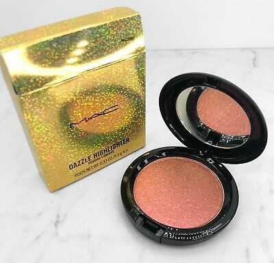 $29.98 • Buy MAC Dazzle Highlighter Powder DAZZLERED New In Box Authentic - Free Shipping