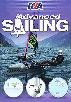 £11.71 • Buy Rya Dinghy Sailing Advanced Handbook By Gibson, Rob, NEW Book, FREE & FAST Deliv